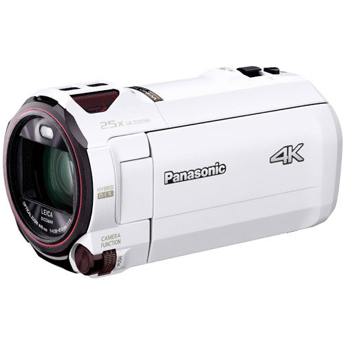 ◆Panasonic 4Kビデオカメラ HC-VX990M-W◆1年保�^