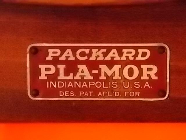 米PACKARD社 1940年代 PLA-MORシリーズ ジュークボックス用外部スピーカー No.600_画像8