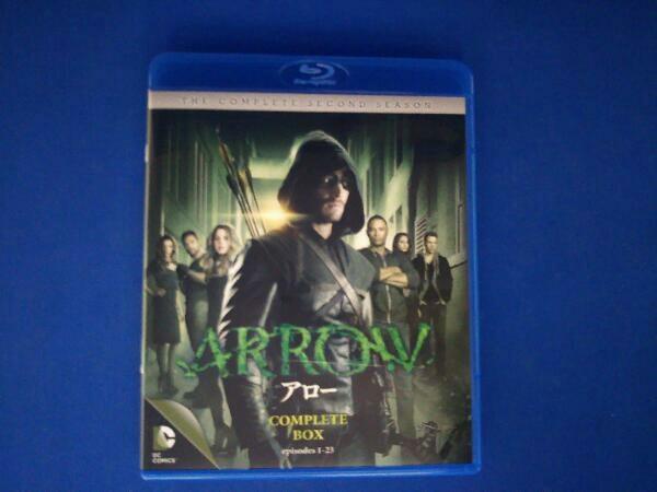 ARROW/アロー<セカンド・シーズン> コンプリート・ボックス(Blu-ray Disc)_画像1