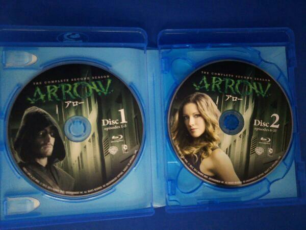 ARROW/アロー<セカンド・シーズン> コンプリート・ボックス(Blu-ray Disc)_画像2