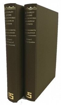 校訂版 W・スタンレー・ジェヴォンズ選集 英文全2巻