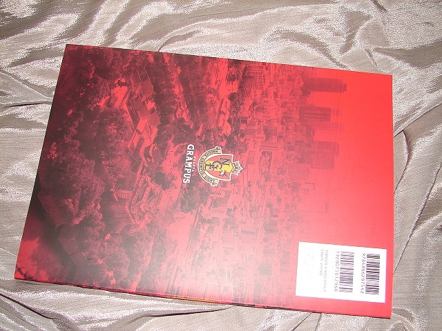 絶版[ NAGOYA GRAMPUS 2019 OFFICIAL YEAR BOOK ] 名古屋グランパス jリーグ 公式ガイドブック本オフィシャルイヤー サッカー jリーグ_画像10