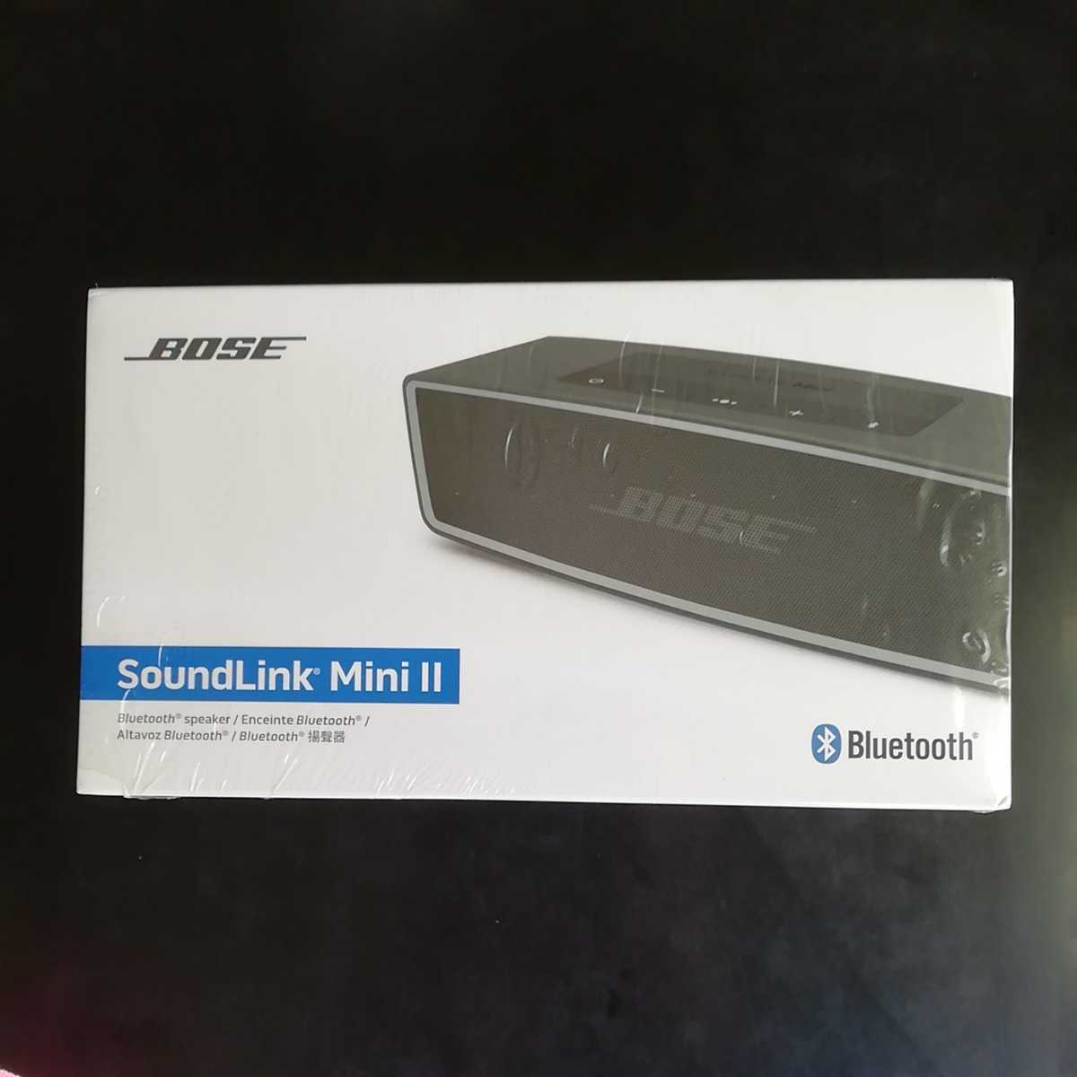 1�摇�★送料�o料★ボ�`ズオンラインショップ�入★ポ�`タブルワイヤレススピ�`カ�` サウンドリンク ミニ2/ボ�`ズ Bose SoundLink Mini 2