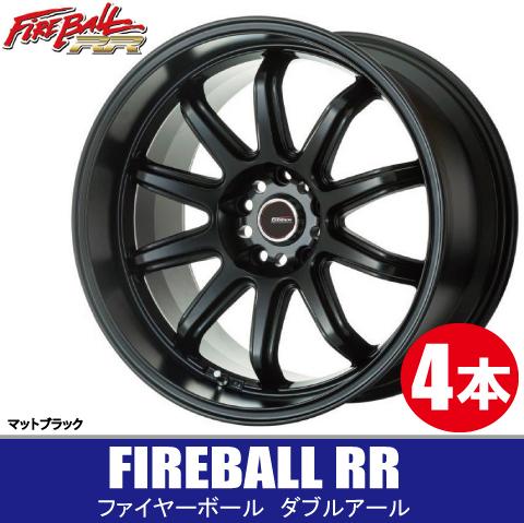 送料無料 4本価格 5ZIGEN FIREBALL RR MBK 5H114.3 18inch 9.5J+12 スカイライン GT-R R33 R34 フェアレディZ_画像1