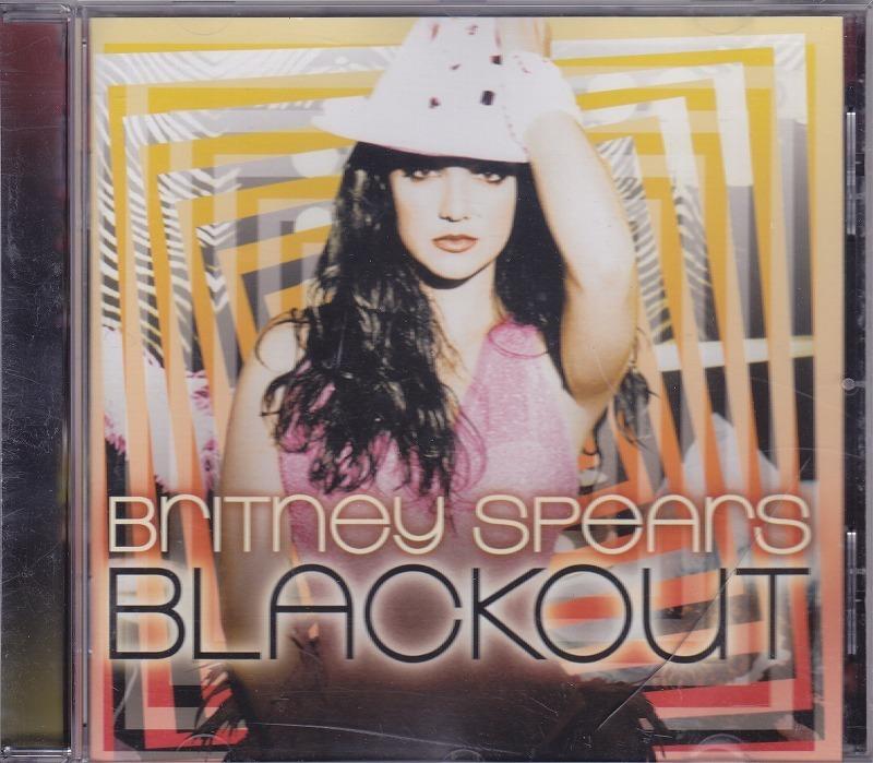 BRITNEY SPEARS/ブリトニー・スピアーズ/BLACKOUT/EU盤/中古CD!! 商品管理番号:42395_画像1