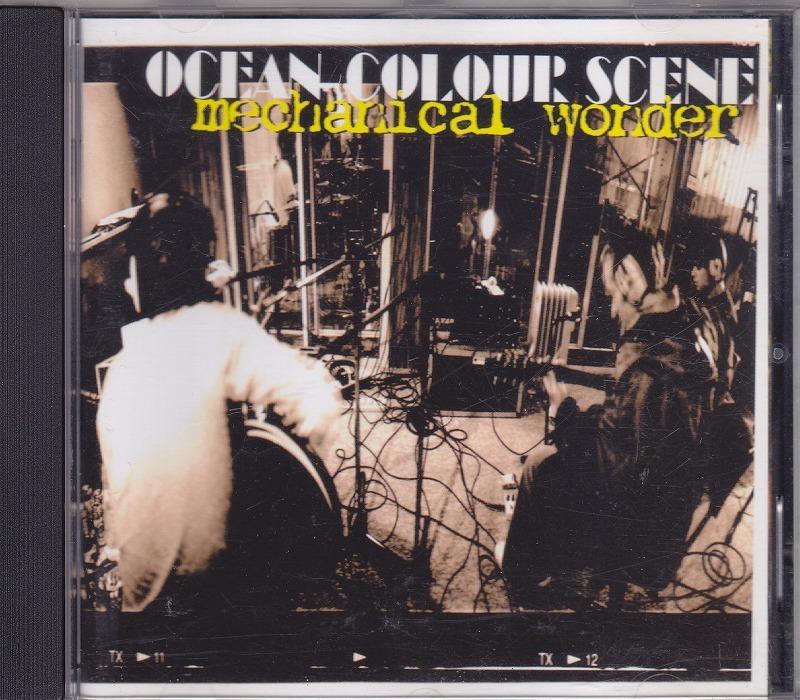 オーシャン・カラー・シーン/MECHANICAL WONDER/EU盤/中古CD!! 商品管理番号:42315_画像1