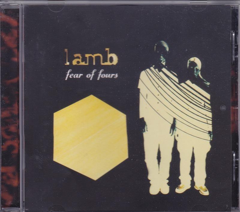 LAMB/ランブ/FEAR OF FOURS/EU盤/中古CD!! 商品管理番号:42298_画像1