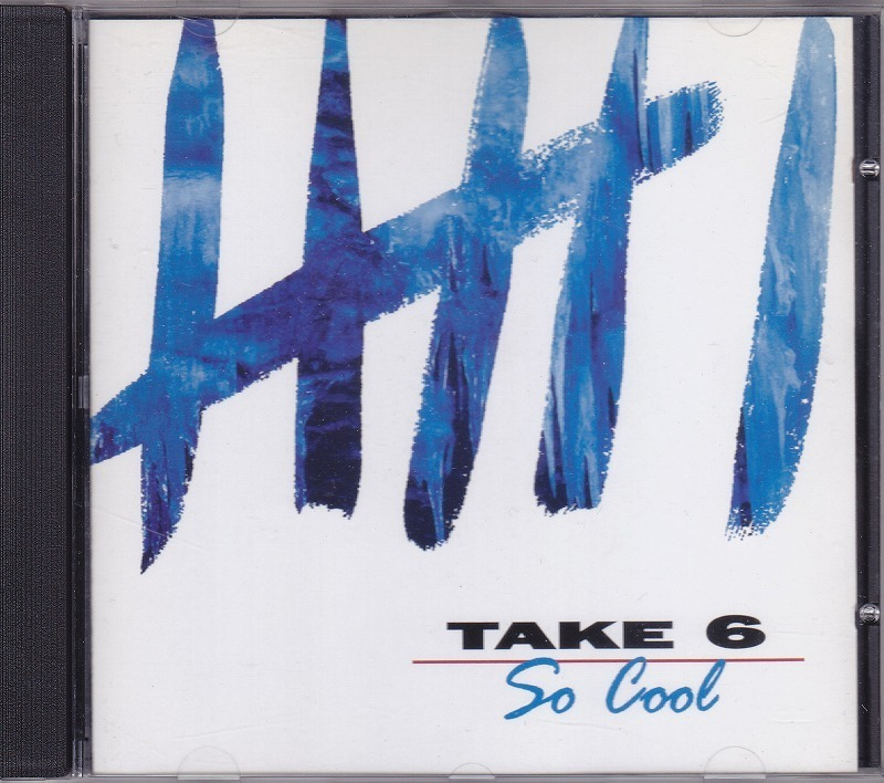 TAKE 6/テイク6/So Cool/EU盤/中古CD!! 商品管理番号:42325_画像1
