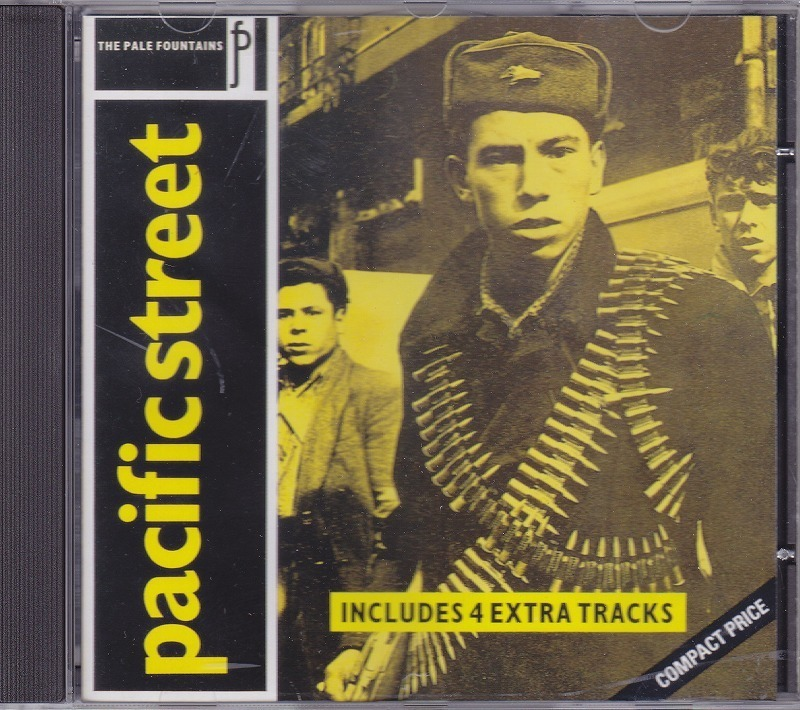 THE PALE FOUNTAINS/ペイル・ファウンテンズ/PACIFIC STREET/EU盤/中古CD!! 商品管理番号:42290_画像1