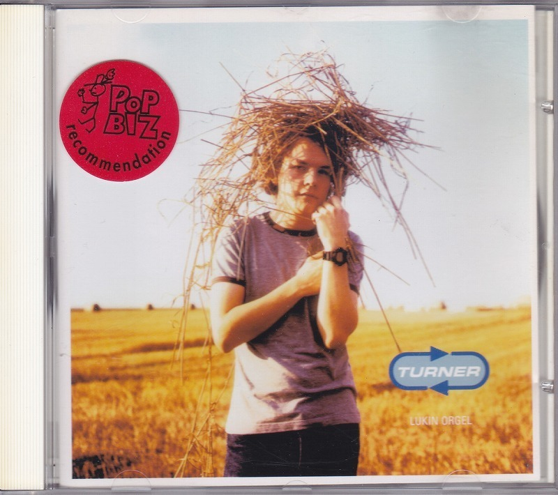 TURNER/ターナー/LUKIN ORGEL/EU盤/中古CD!! 商品管理番号:42398_画像1