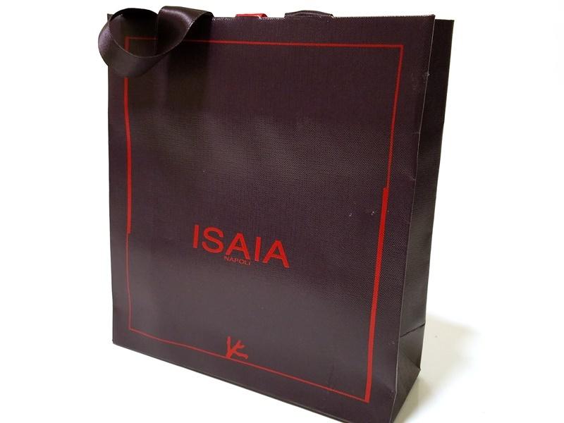 1円~30万本物新品 ISAIAイザイア 総レザーブリーフケース 茶 小細工抜きで戦えるビジネスバッグ スーツ ジャケットスタイルに_画像10