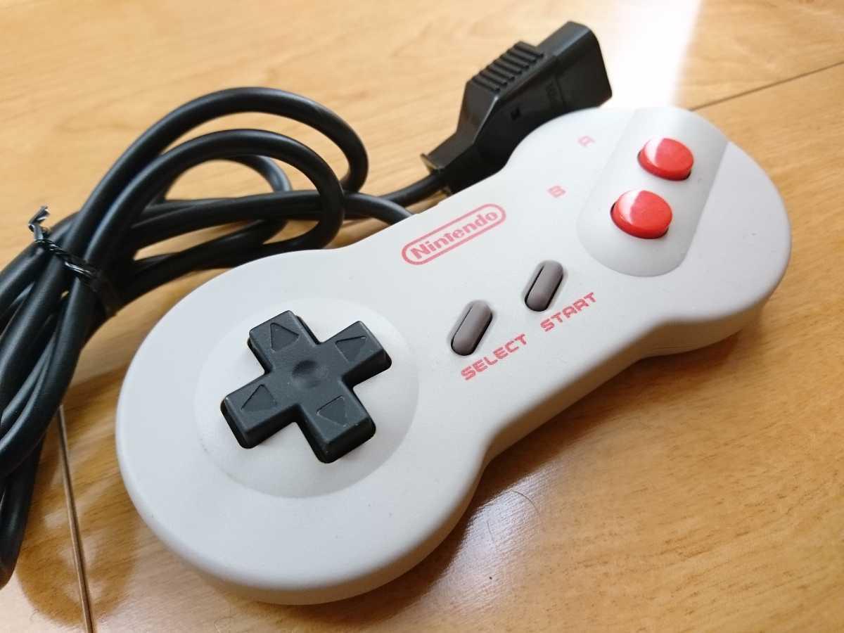 【美品】ニューファミコン 本体 コントローラー2つ 任天堂 Nintendo ファミコン本体 くにお君シリーズと108本?のソフトが遊べるカセット_画像4