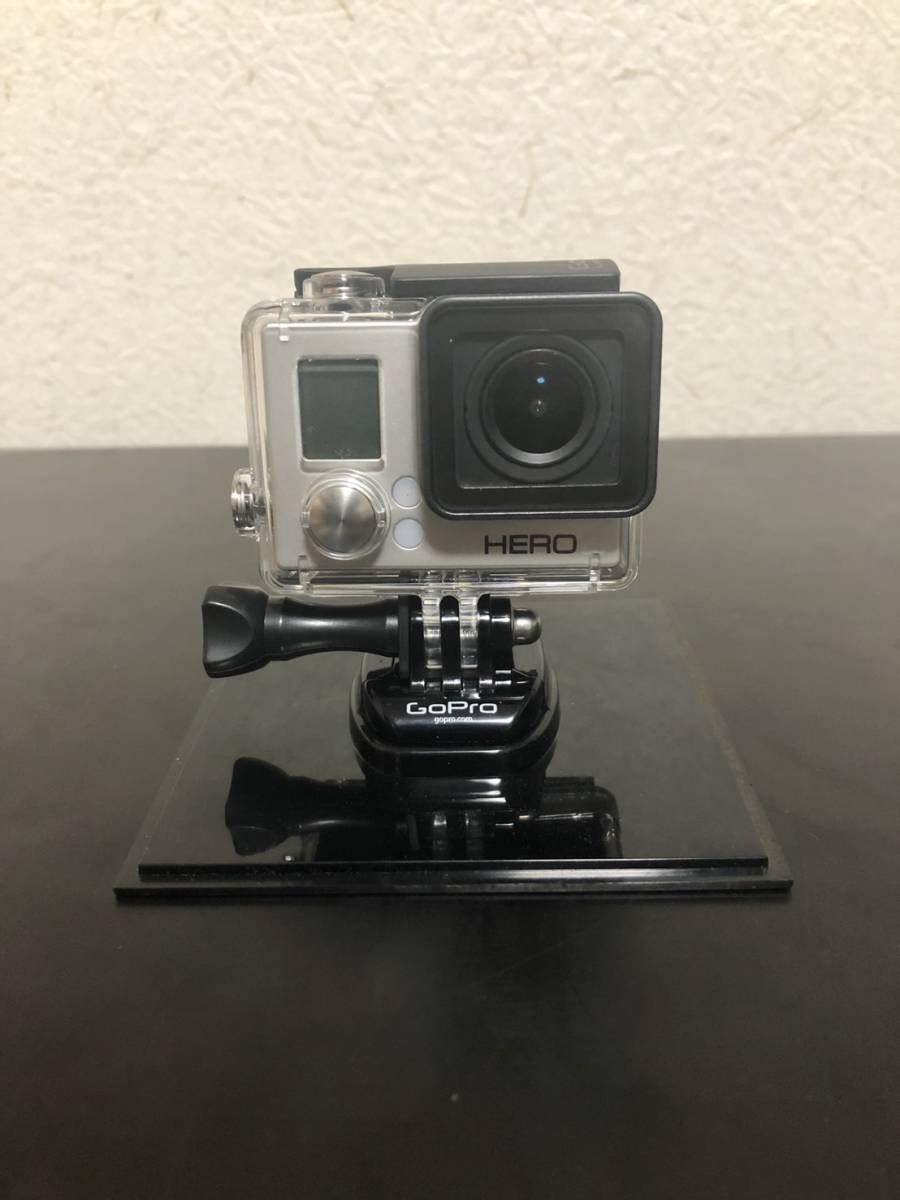 GoPro HERO3 WHITE EDITION ゴープロ ホワイト CHDHE-301