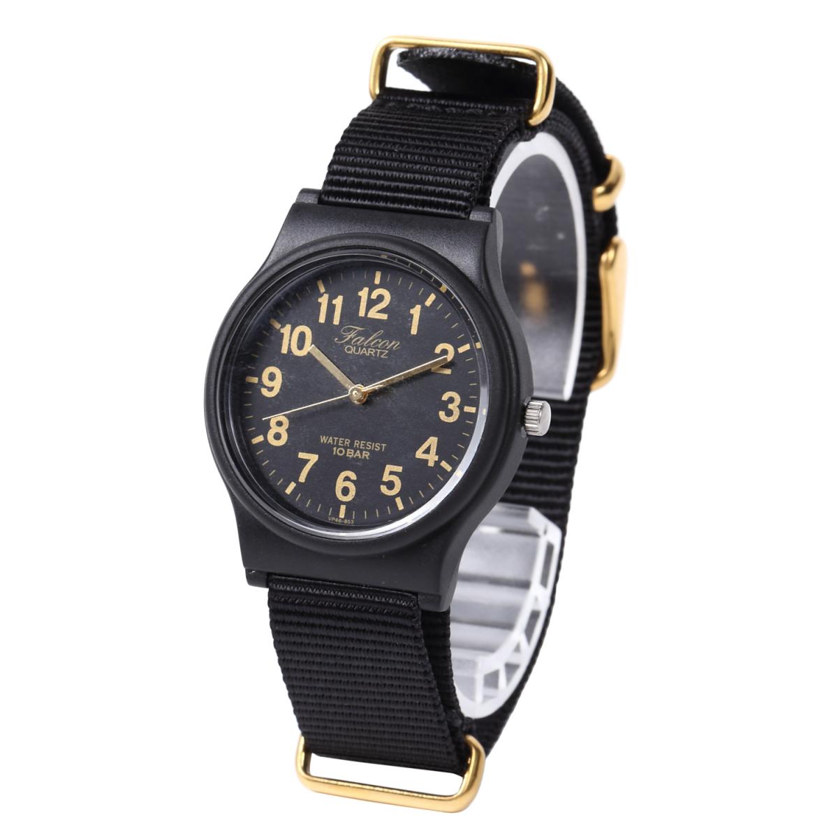 時計ベルト16mm 4本セット NATO ゴールドバックル ショートサイズ 取付けマニュアル 腕時計バンドセット売り_画像2