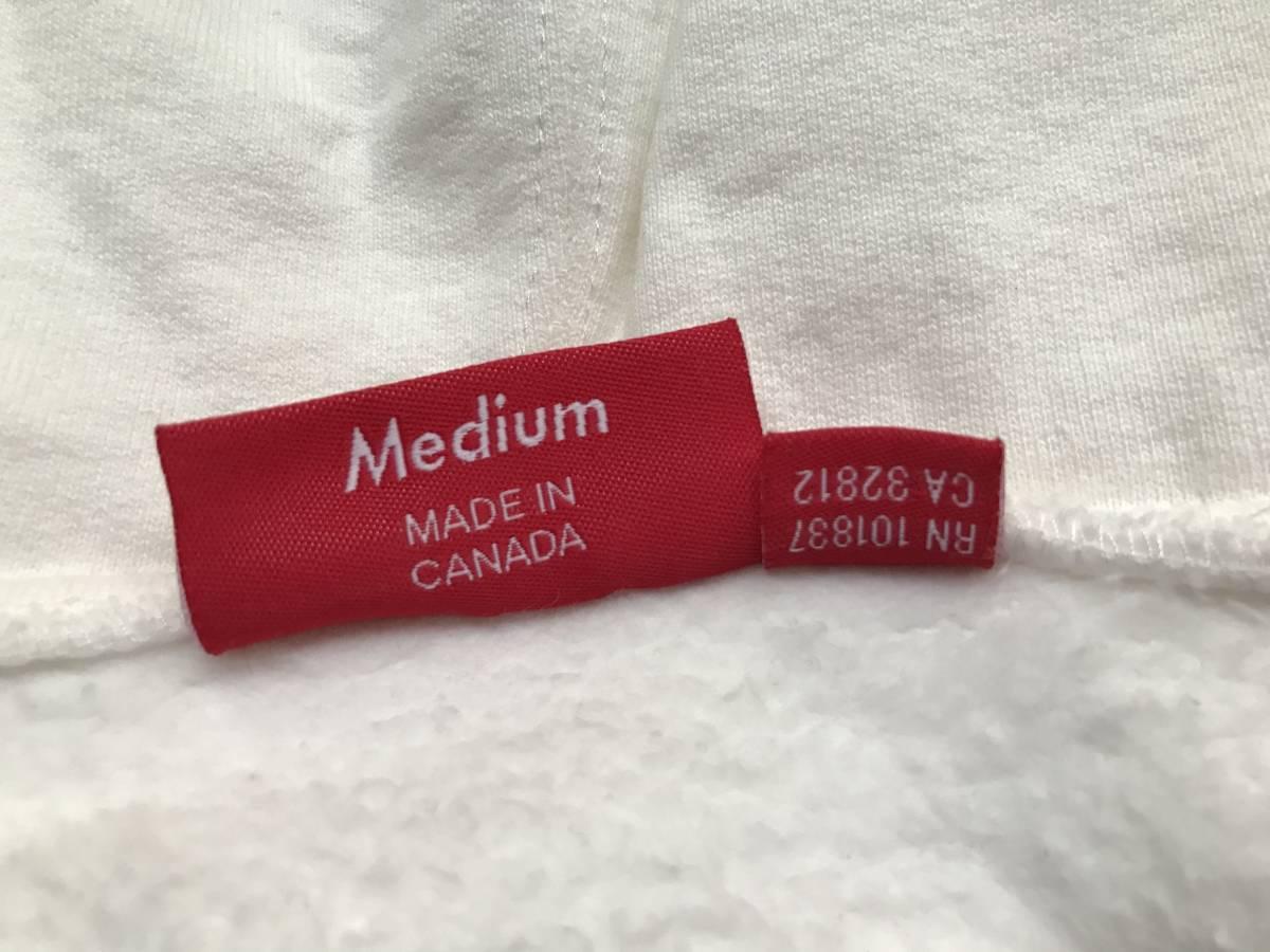 レア! シュプリーム Supreme 17AW Small Box Zip Up Sweatshirt スモール ボックスロゴ ジップアップ パーカー_画像4