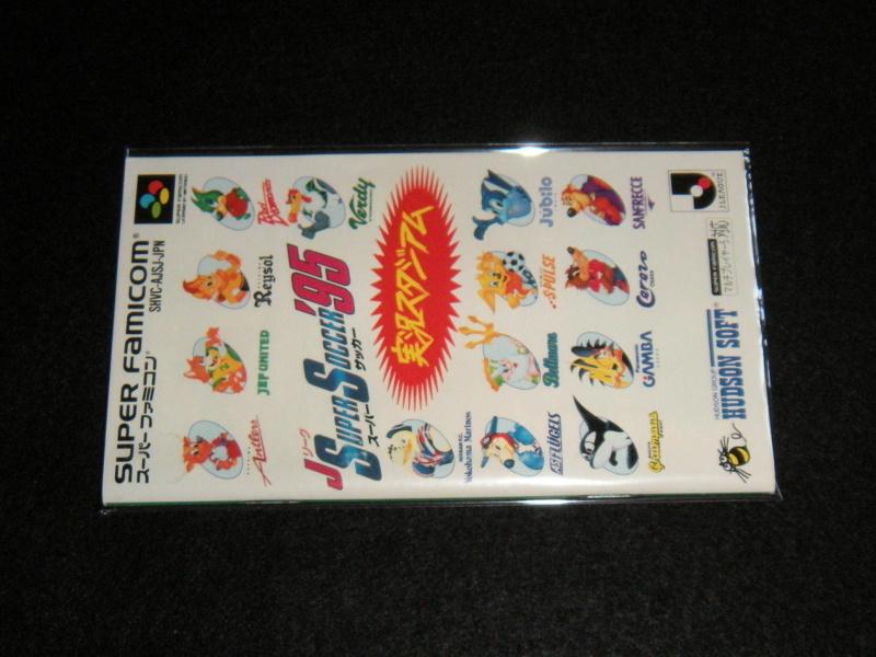 即決 SFC 説明書のみ Jリーグスーパーサッカー'95 同梱可 (ソフト無) NO2 _画像3