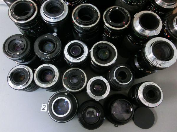 5L268BB CANON NIKON PENTAX MINOLTA OLYMPUS キャノン ニコン ペンタックス ミノルタ オリンパス 用 等 レンズ まとめ売り ジャンク_画像10