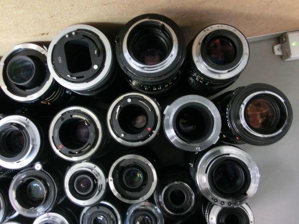5L268BB CANON NIKON PENTAX MINOLTA OLYMPUS キャノン ニコン ペンタックス ミノルタ オリンパス 用 等 レンズ まとめ売り ジャンク_画像9