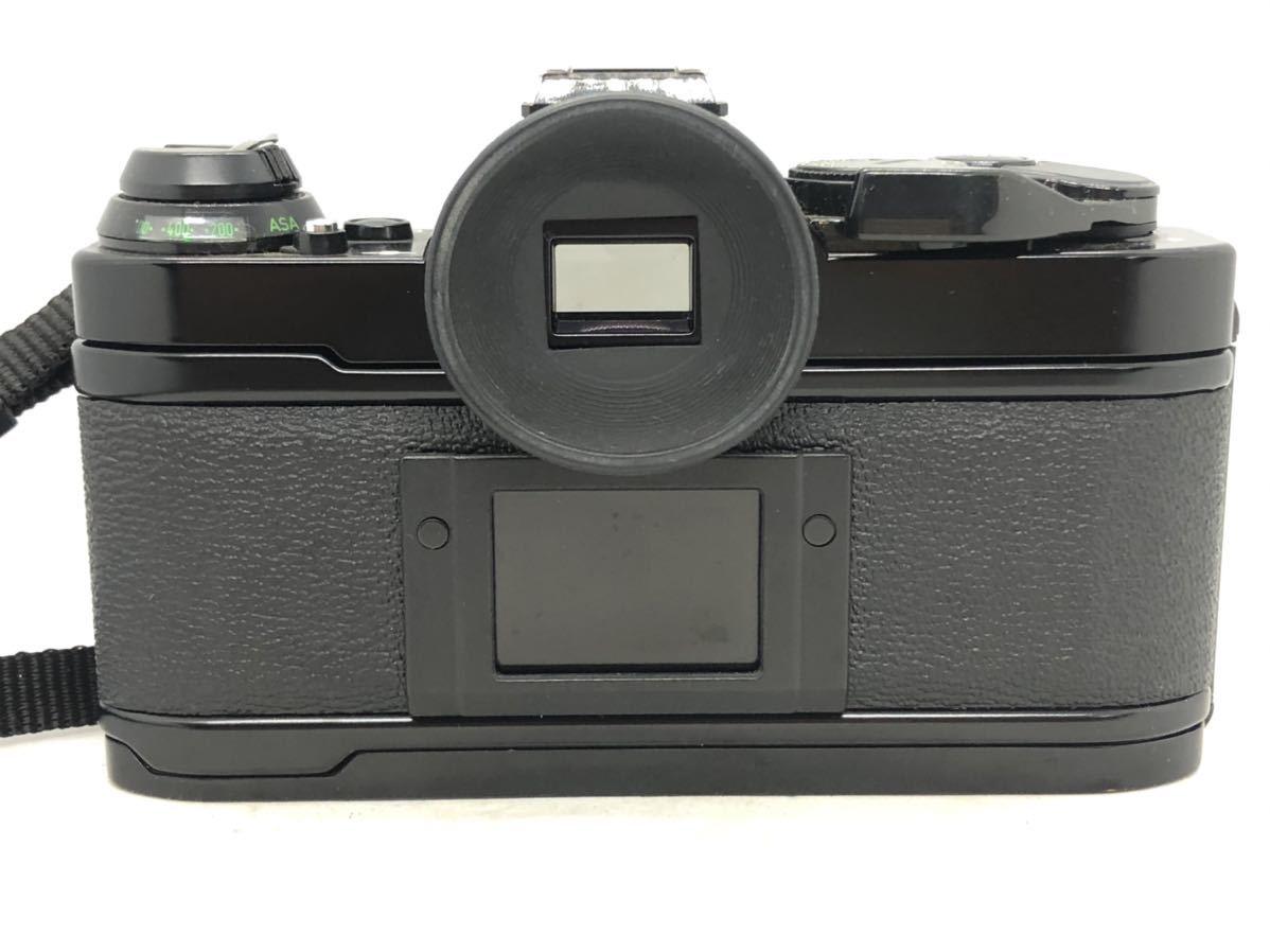 2001Snaks 1円 Canon AE-1 PROGRAM キャノン 一眼レフ フィルムカメラ Topman 1:3.5-4.5 35-70mm 1:4.5 80-200mm ボディ レンズ_画像3