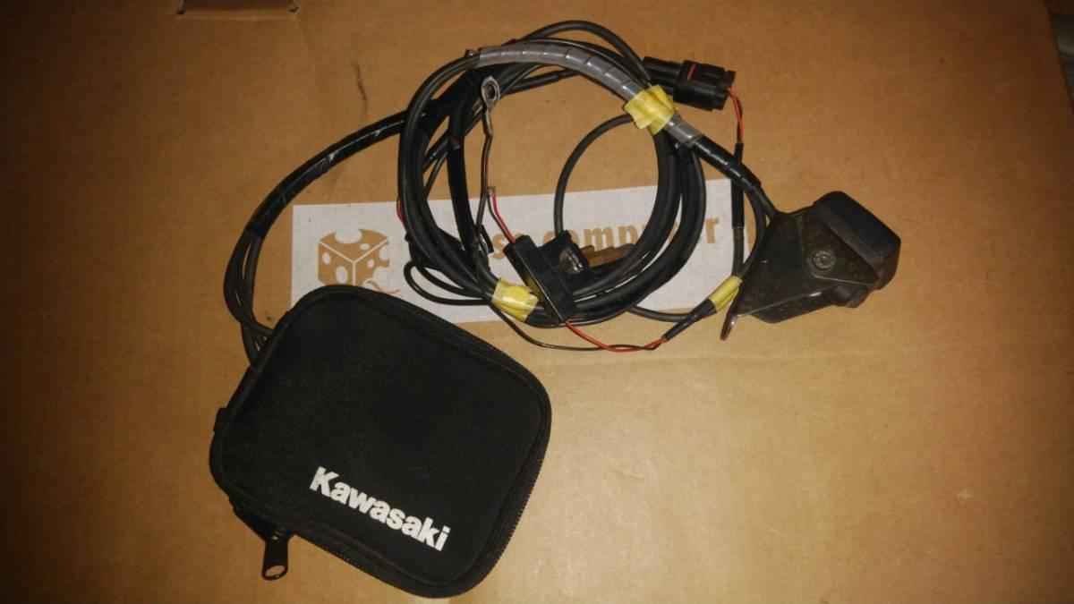 送料無料 ETC JRM-11 セットアップしてあります。ETCバイク ポーチ付 JRM11 日本無線