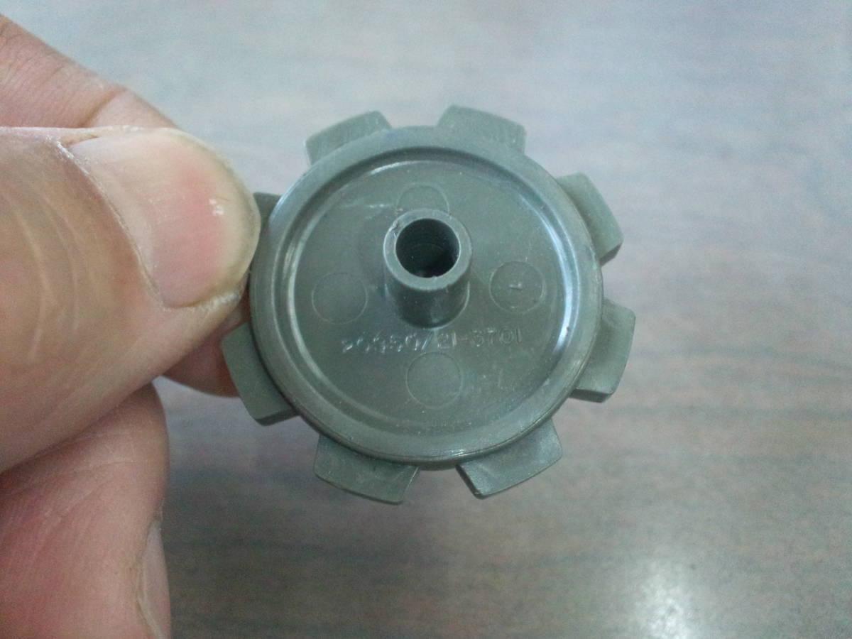 米軍 ダストキャップ VRC- 系_プラスチックネジタイプ6個