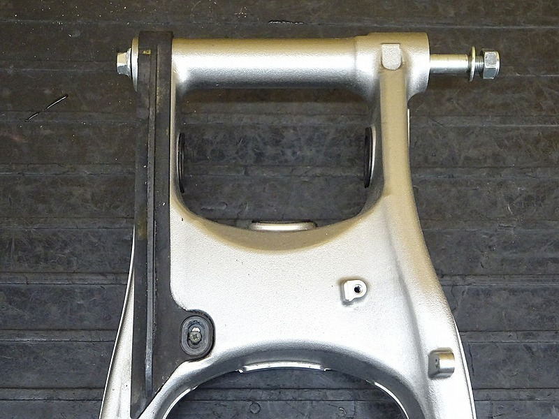 【200220】CBR250RR(MC51-1201)■ スイングアーム ピポットシャフト チェーンスライダー 【ABS付_画像5