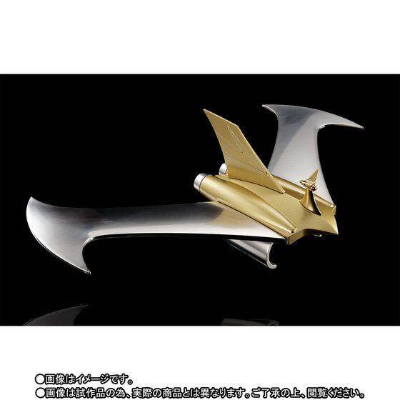 【開催記念商品】超合金魂 GX-70CN マジンガーZ D.C. CHROME NOIR 新品、未開封!クローム 超合金_画像4