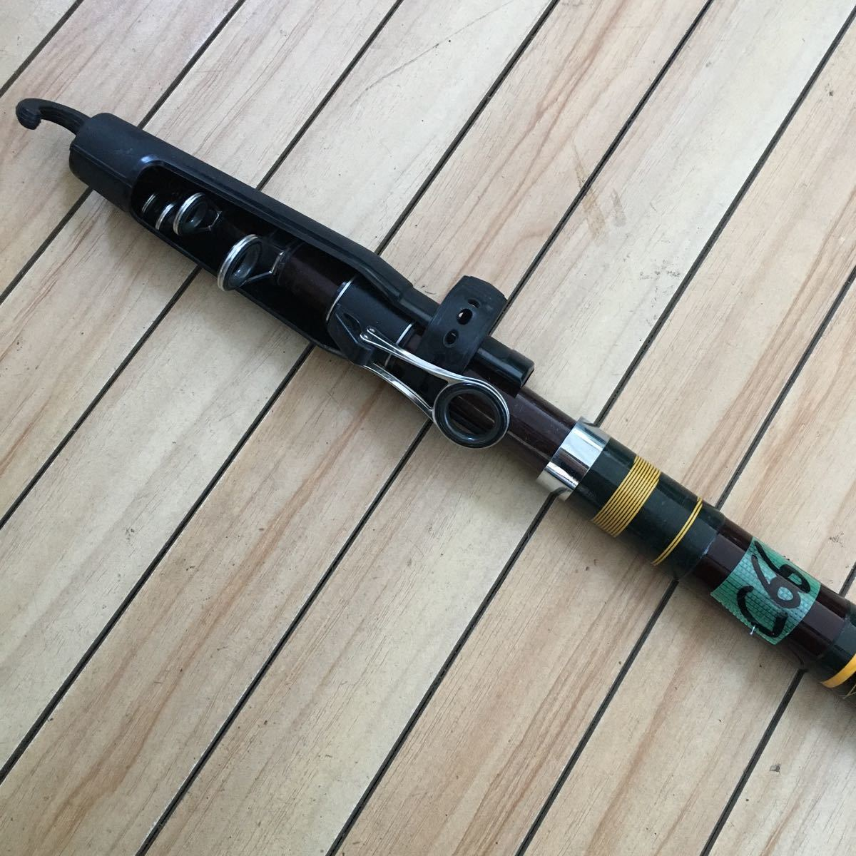 (C66)FUJI FS-7 竿 釣竿 海釣_画像1