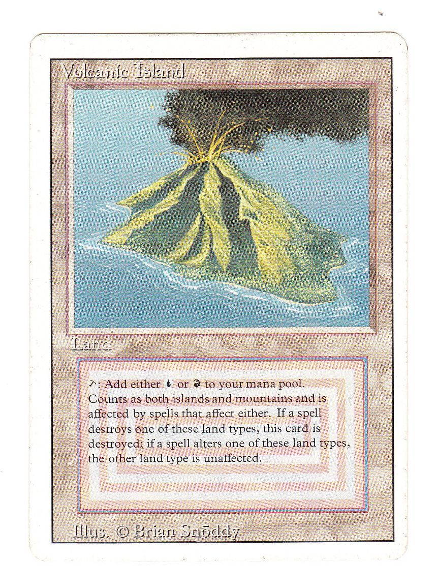 ●即決● RV Volcanic Island(英語) その1_画像1