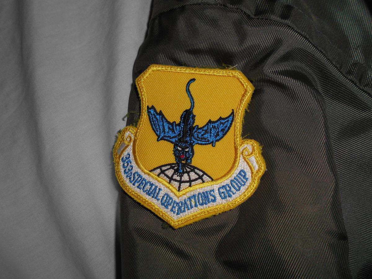 ヤフオク! - 米軍US AIR FORCEアメリカ空軍特殊作戦コマンド...