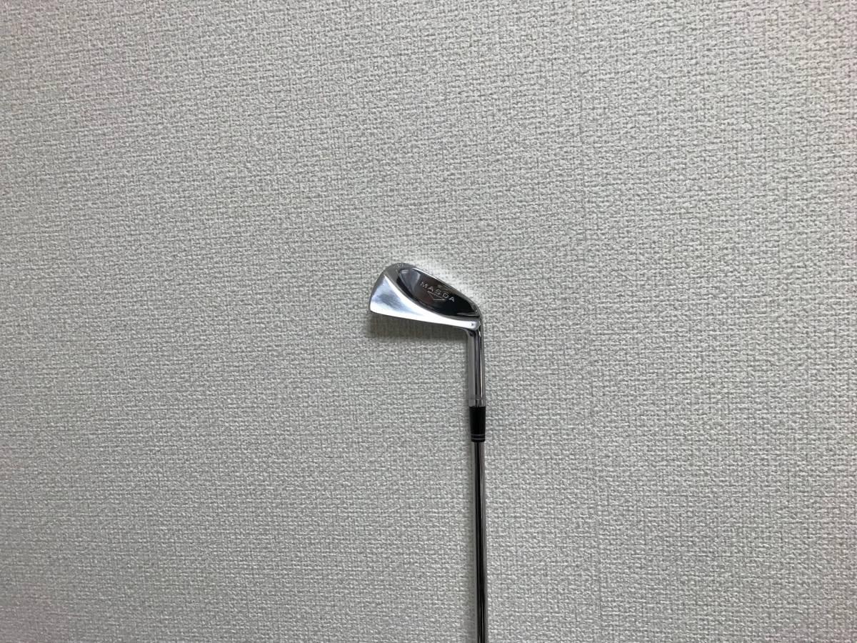 マスダゴルフ MASDA プロトタイプアイアン 貴重な3番からPW 8本セット 送料込み