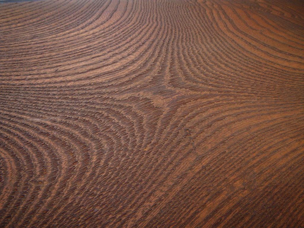 美木目 古材 二枚 675x222x11㎜ 材料取りに。。 一枚板 古家具の戸 古引手付き 家具製作修理