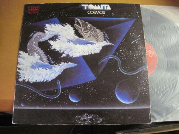 冨田勲 Tomita - Cosmos /RVC-2170/国内盤LPレコード_画像1