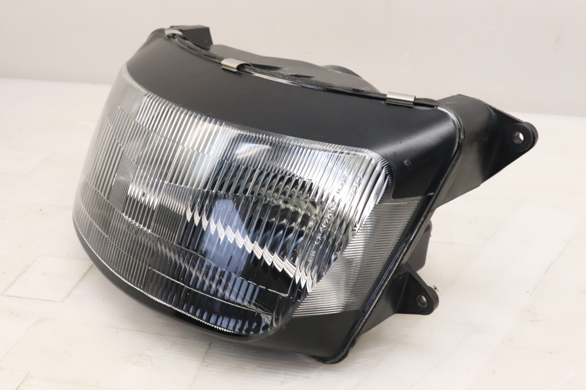 21290 ZZR1100 D型 ZXT10D-0219** ヘッドライト 点灯確認済_画像1