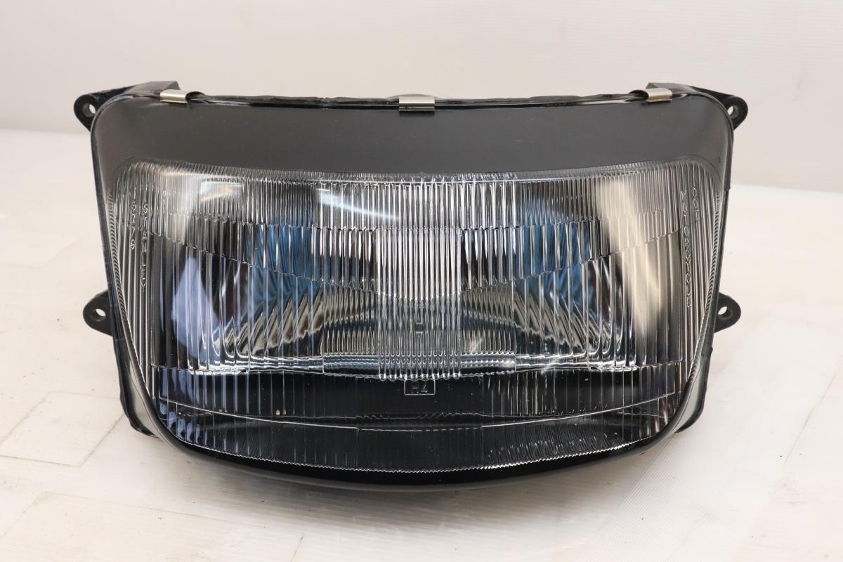 21290 ZZR1100 D型 ZXT10D-0219** ヘッドライト 点灯確認済_画像2