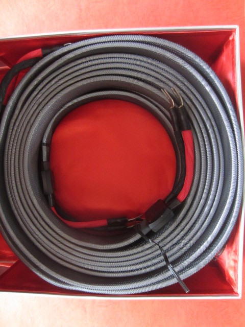 WIREWORLD ワイヤーワールド Silver Eclipse 6 シルバーエクリプス スピーカーケーブル 6.0m SES6 米国正規ディーラー取扱い品 送料無料_画像1