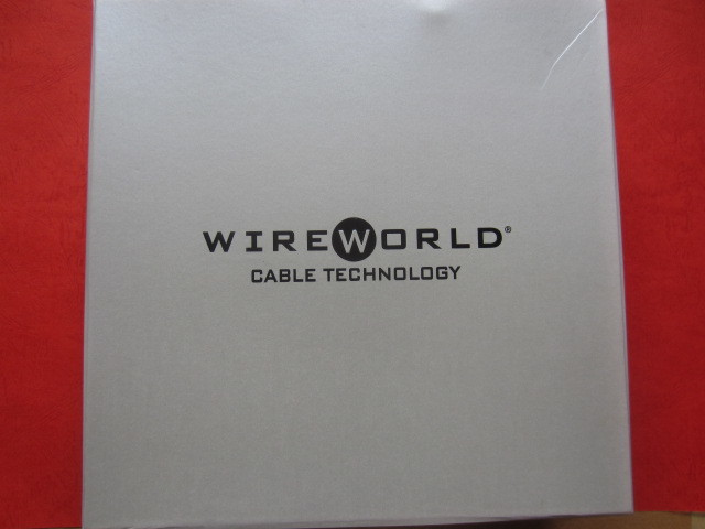 WIREWORLD ワイヤーワールド Silver Eclipse 6 シルバーエクリプス スピーカーケーブル 6.0m SES6 米国正規ディーラー取扱い品 送料無料_画像3