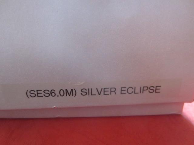 WIREWORLD ワイヤーワールド Silver Eclipse 6 シルバーエクリプス スピーカーケーブル 6.0m SES6 米国正規ディーラー取扱い品 送料無料_画像2