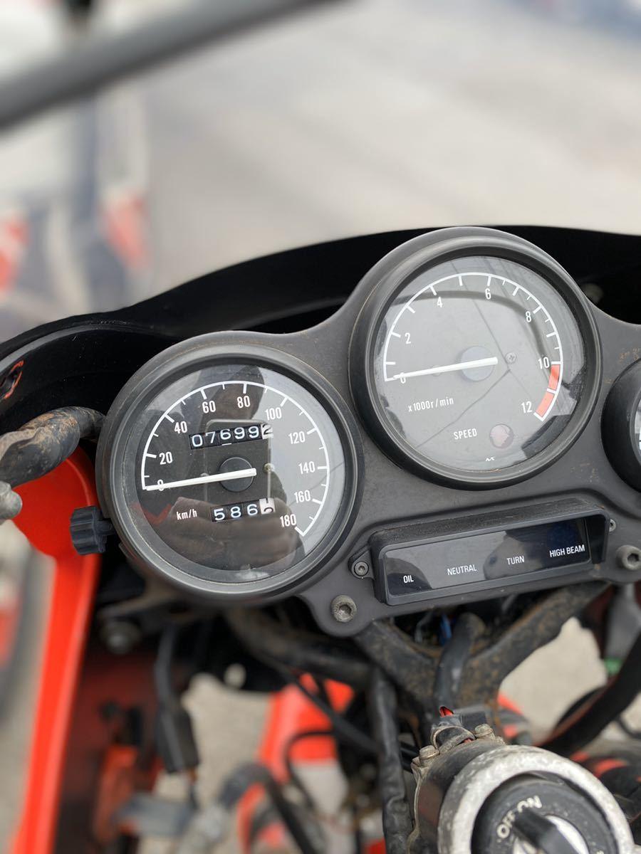 「ヤマハ TZR250 1KT レストアベース 2台セット レーサーレプリカ 2スト」の画像3