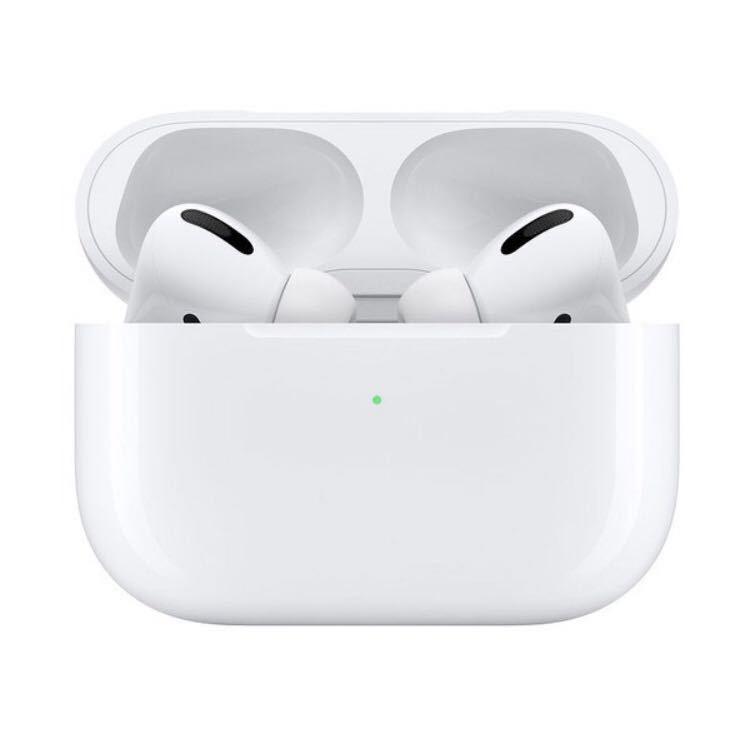 『新品、未開封』AirPods Pro MWP22J/A Apple ワイヤレス_画像3