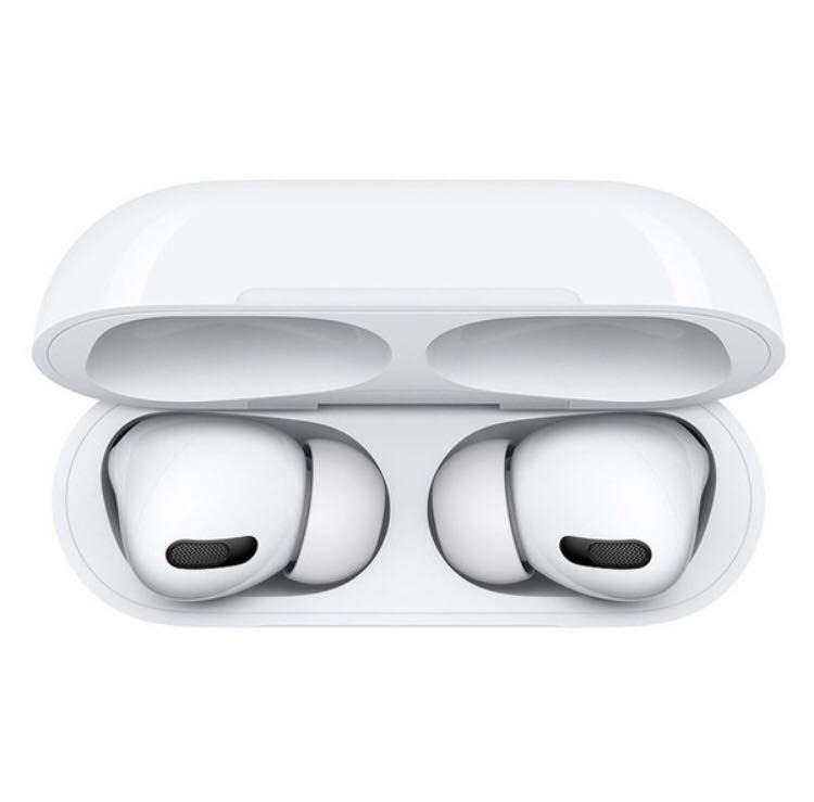 『新品、未開封』AirPods Pro MWP22J/A Apple ワイヤレス_画像4