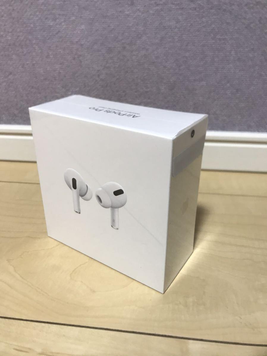 『新品、未開封』AirPods Pro MWP22J/A Apple ワイヤレス_画像5