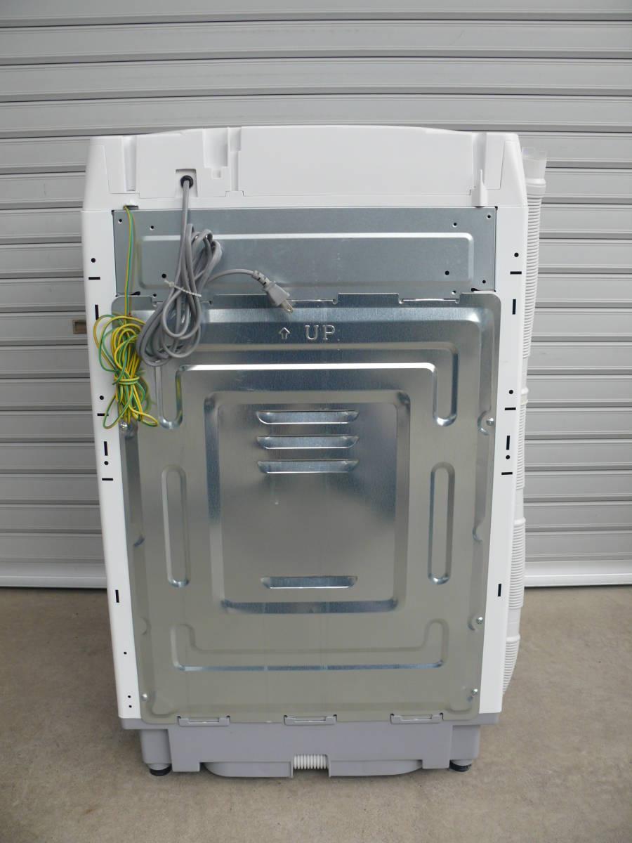 SHARP シャープ 全自動洗濯機 ES-GE55R-H 5,5kg 2016年製 穴なしステンレス槽_画像7