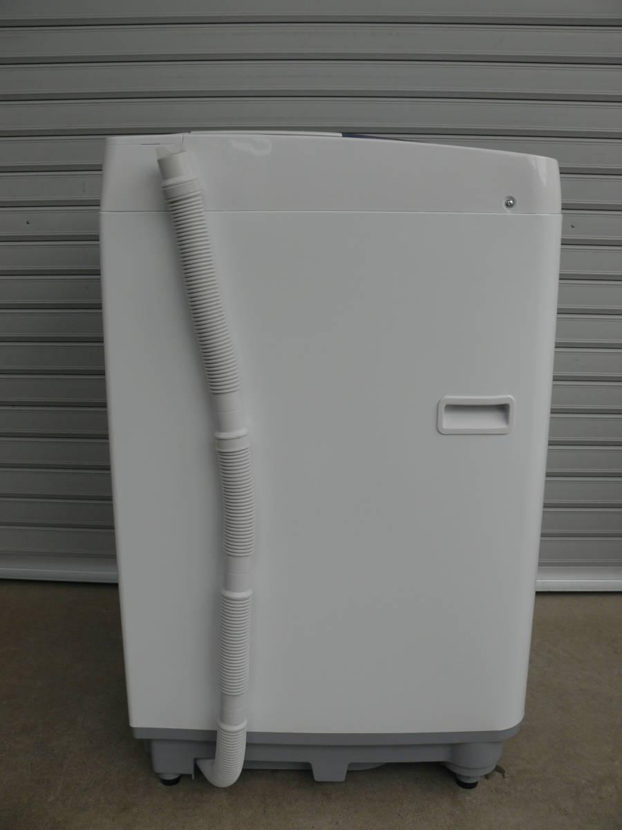 SHARP シャープ 全自動洗濯機 ES-GE55R-H 5,5kg 2016年製 穴なしステンレス槽_画像8