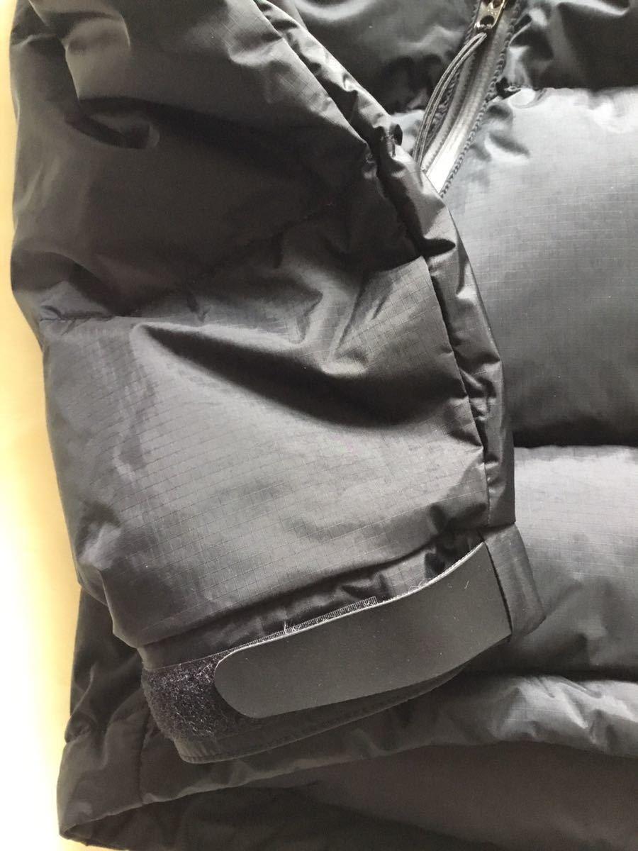 ナンガ オーロラ ダウンジャケット アーバンリサーチドアーズ ブラック 38サイズ_画像7