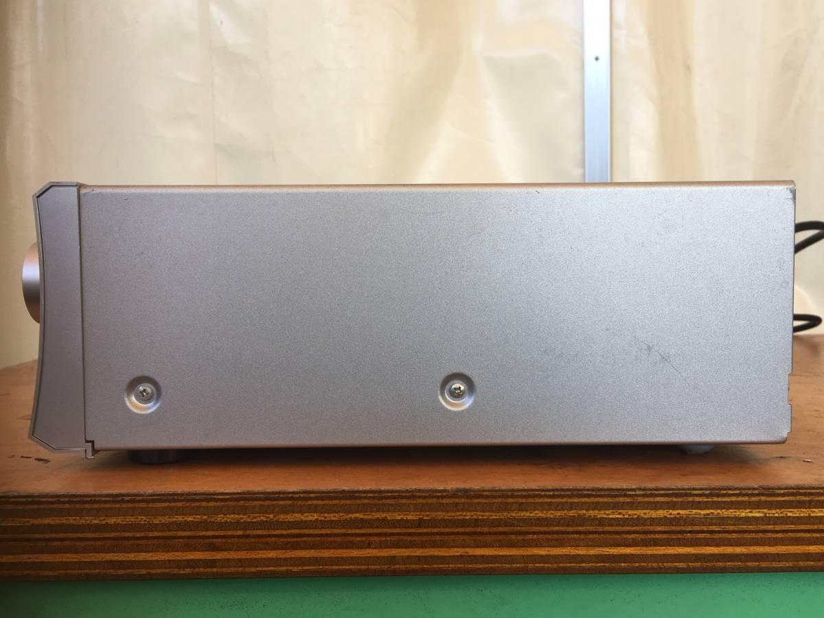 ONKYO CR-D1 デジタルアンプCDレシーバー FMチューナーアンプ 中古品_画像5