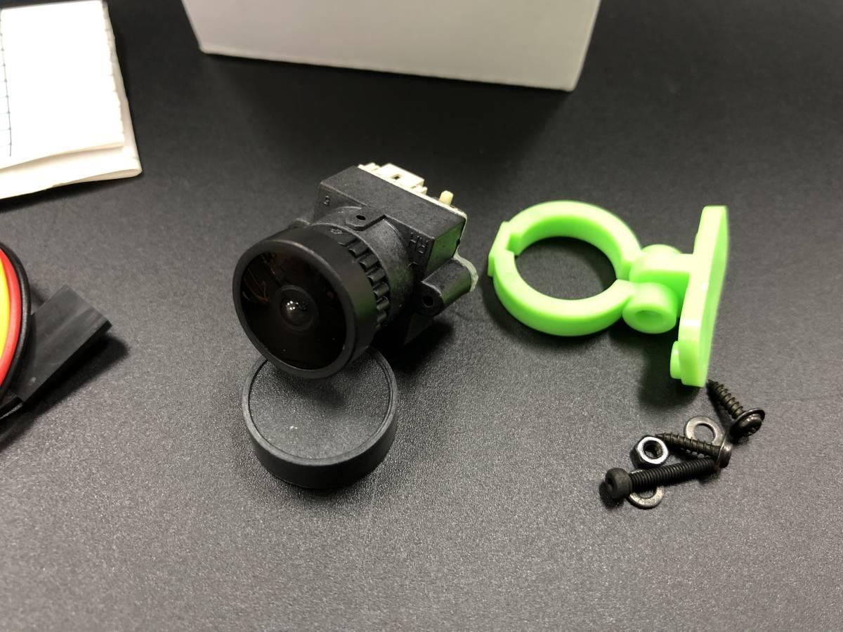 ★激安★FPV超小型FLYZONE 1000TVL1/3 FPV (2.5mm)カメラ  超小型 (PAL/NTSC 選択可能) AA_画像3