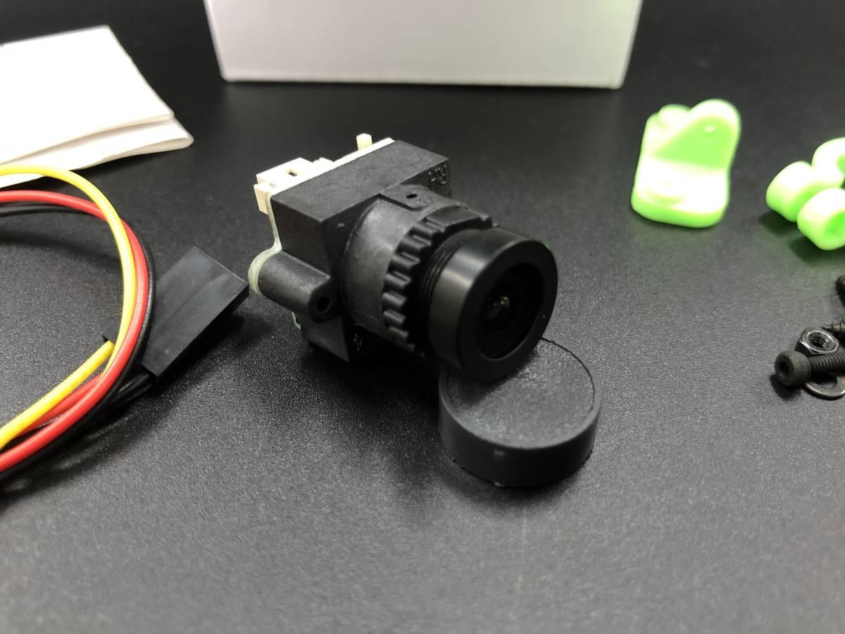 ★激安★FPV超小型FLYZONE 1000TVL1/3 FPV (2.5mm)カメラ  超小型 (PAL/NTSC 選択可能) AA_画像4