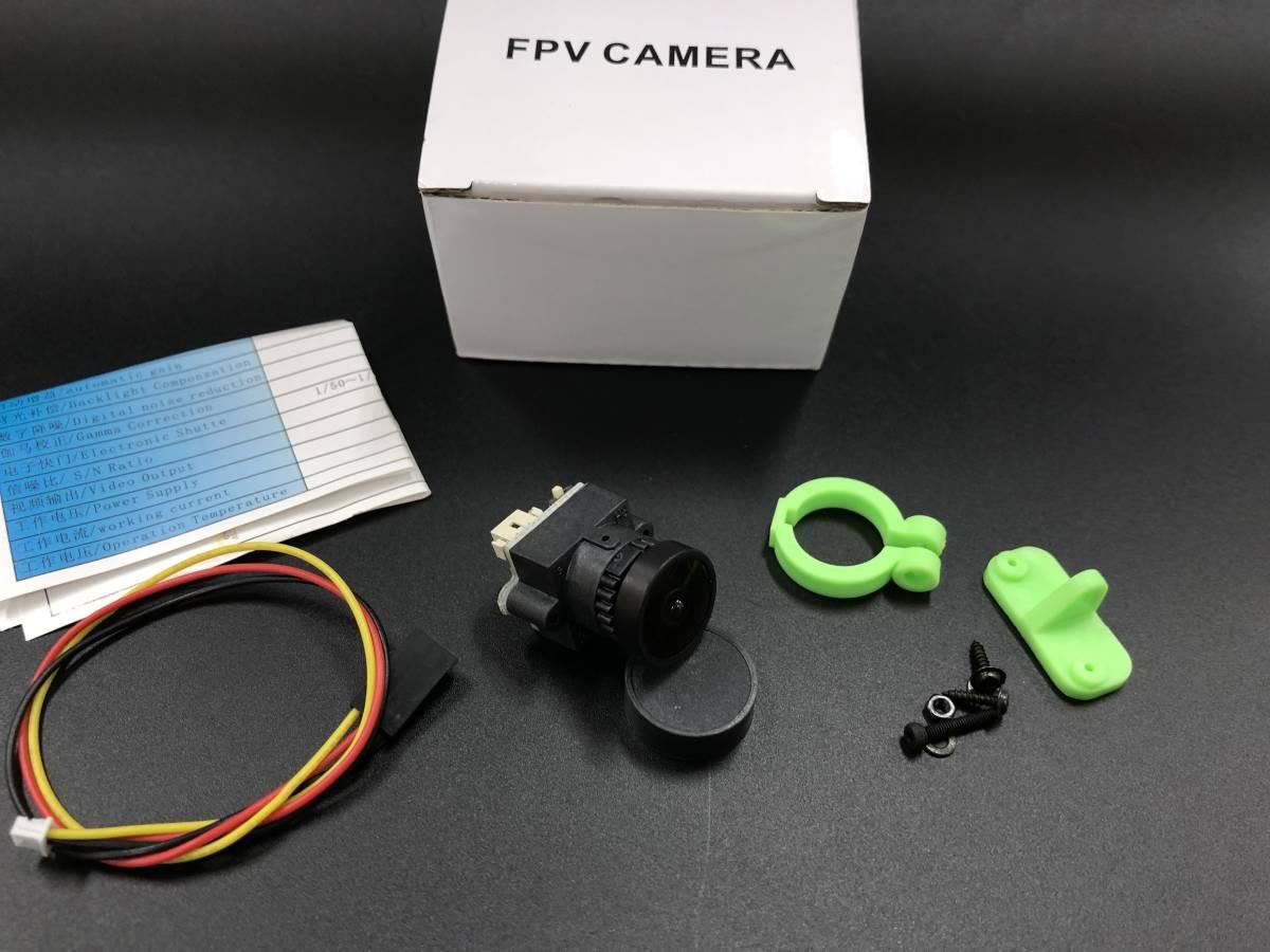 ★激安★FPV超小型FLYZONE 1000TVL1/3 FPV (2.8mm)カメラ  超小型 (PAL/NTSC 選択可能) AAAA_画像3