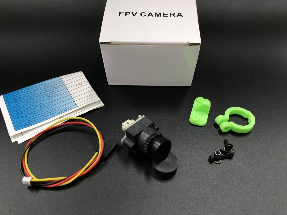 ★激安★FPV超小型FLYZONE 1000TVL1/3 FPV (2.8mm)カメラ  超小型 (PAL/NTSC 選択可能) AAAA_画像1